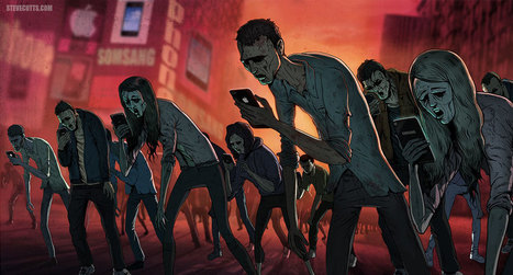 Sad Truth About Today's World Illustrated By Steve Cutts | Public Relations & Social Media Insight | Scoop.it