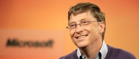 Como Bill Gates quer usar a tecnologia para melhorar a educação nas escolas   TecnologoDS Magazine   Scoop.it