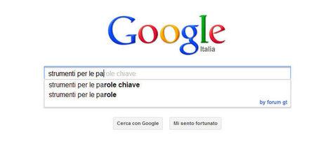 13 Strumenti Per Le Parole Chiave: 10 Video e Tante Idee | Web Marketing - Francesco Baiocchi | Scoop.it