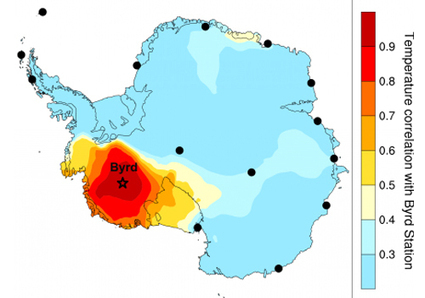 Antarctic Ice Sheet Warming Nearly Twice as Much as Previously Thought | EcoWatch | Scoop.it