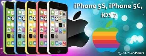 Apple Iphone 5S 5C, Loaded With Exquisite Features Unveiled   Apeiront   Scoop.it