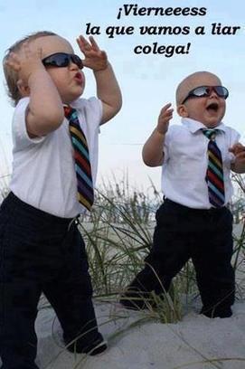 Emprendedores...Los Viernes son los nuevos Lunes...así que dejaros de Chavaladas... | El Secreto de los Negocios Por Internet | Scoop.it