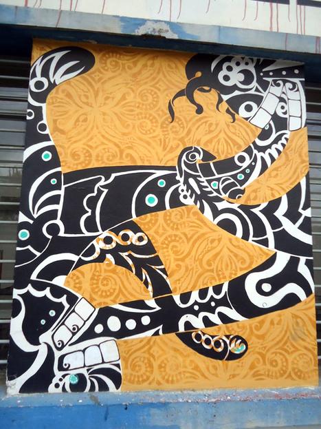 Popayán Colombia's Street Art, More Than Just Graffiti | Learn Spanish | Scoop.it