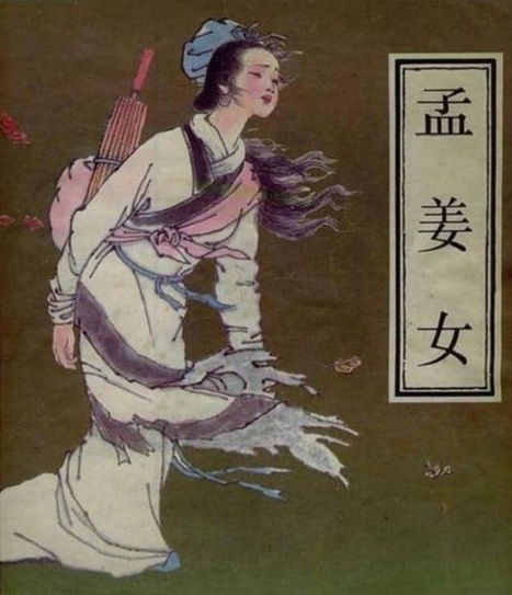 Four Chinese Folk Love Stories - ChinaFlower214   lifestyle KevinYE   Scoop.it