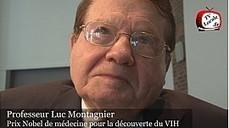 Le professeur#Luc Montagnier,#prix Nobel de médecine pour la découverte du VIH, au micro de Tv Locale | Santé | Scoop.it