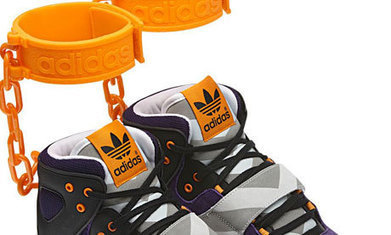 Adidas 'slavery' shoe withdrawn as shackles raise hackles | Archivance - Miscellanées | Scoop.it