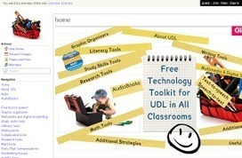 Tech-ing the Classroom: Online Resources to Support UDL in the ...   Universal Design for Learning   Scoop.it