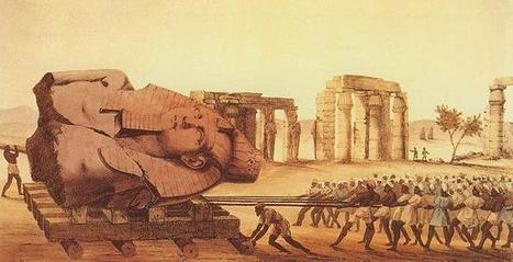 Un gigante en Egipto | Aux origines | Scoop.it