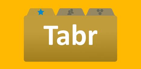 Tabr widget - AndroidMarket | Android Apps | Scoop.it