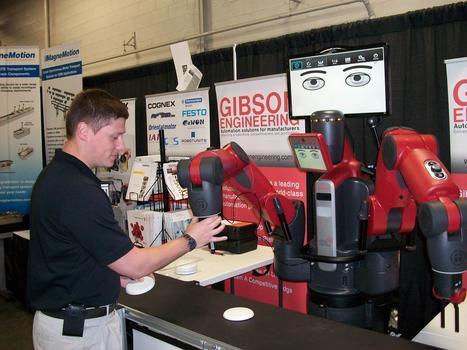 Collaborative robots offer advances in automation - Plastics News   Geek Tech   Scoop.it