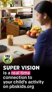 Apps & More | PBS KIDS Mobile Downloads | PBS KIDS | From Classroom to Home: Extend Learning with Mobile Device Apps: K-5 Reading and Writing | Scoop.it