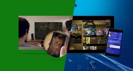 Use your Mobile Device with the Xbox One and PS4   Technology News   Scoop.it
