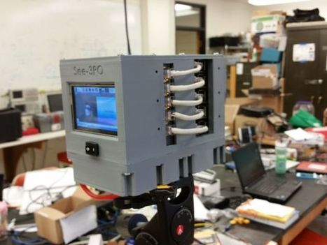 3D Printed Multispectral Imager by Conrad2468 | Heron | Scoop.it