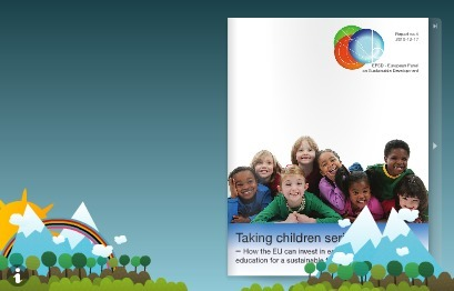 Taking children seriously | Education for Sustainable Development | Scoop.it