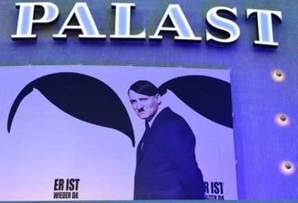 Le retour d'Hitler: une comédie allemande tente d'illustrer la fin du tabou de l'extrême droite | livres allemands -  littérature allemande - livres sur l'Allemagne | Scoop.it