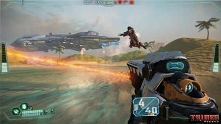 Tribes: Ascend slides its way to Steam, still free | RPG Video Gaming Goodness | Scoop.it