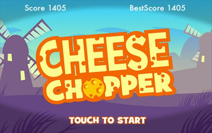 Cheese Chopper v1.0 | ApkLife-Android Apps Games Themes | Android Applications And Games | Scoop.it