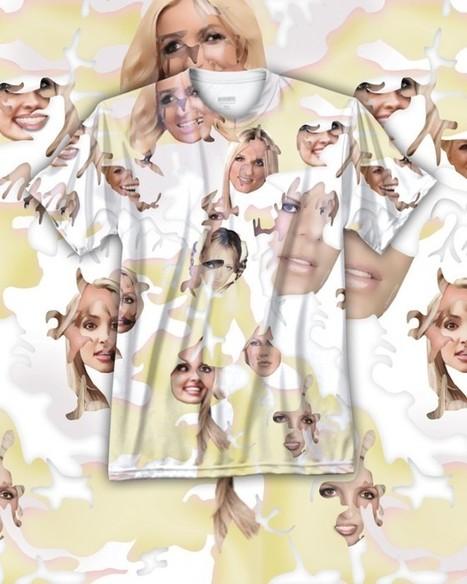 Insolite : des tee shirts qui brouillent les algorithmes de reconnaissance faciale | Les petits hauts de la mode | Scoop.it