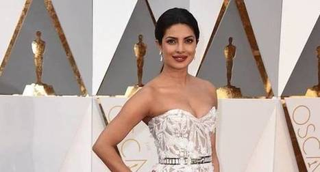 Priyanka's debut Oscar appearance gets thumbs up back home | Entertainment News | Scoop.it