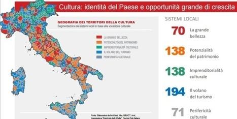 Grande bellezza e grande opportunità: il rapporto Istat-MiBACT su cultura e turismo in Italia - Marketing del territorio   Turismo Oggi   Scoop.it
