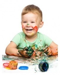 Messy Play | Child's Play, Education & Development | Scoop.it