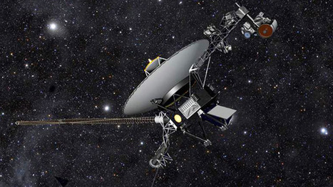 Voyager 1 leaves solar system | Vloasis sci-tech | Scoop.it