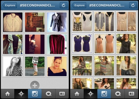 Do The Green Thing: 7 of the best ways to buy secondhand clothes online | Trends1 | Scoop.it