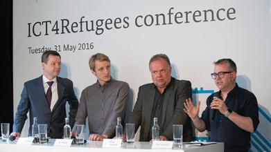 Entwicklung trifft Entwickler bei ICT4Refugees-Konferenz   MOOC in DACH (Deutschland, Österreich & Schweiz)   Scoop.it