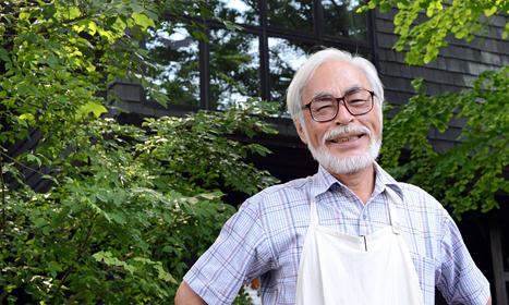 Hayao Miyazaki: his final bow | Titans Entertainment | Scoop.it