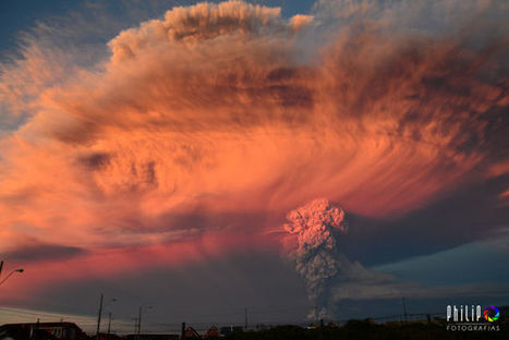 This Huge VolcanicEruptionIn Chile Is Stunningly Beautiful | Limitless learning Universe | Scoop.it