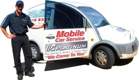 Mobile Car Service Mechanics Sydney - Platinum Car Service Repairs | Platinum Services | Scoop.it