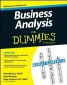 Business Analysis For Dummies - Free eBook Share | Business Analysis | Scoop.it