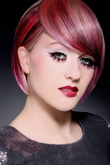 Red and Black Hair Color Ideas 2013 | Ifashion Styles | Scoop.it