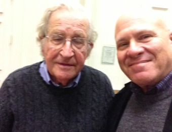 Notes from an afternoon with Noam Chomsky, Amy Goodman and Juan Cole - OpEdNews | real utopias | Scoop.it