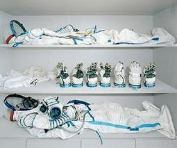 Couture in Orbit: from spacewalk to catwalk   More Commercial Space News   Scoop.it