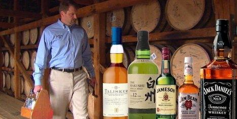 JACK DANIEL'S MASTER DISTILLER: This is the real difference between scotch, whiskey, and bourbon | Public Relations & Social Media Insight | Scoop.it