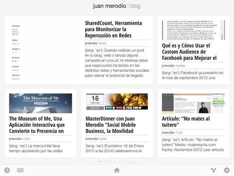 Qué es Google Currents y Cómo Añadir tu Blog | Social Media a tu alcance | Scoop.it
