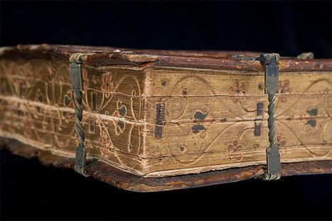 Ce fascinant grimoire du XVIe siècle peut être lu de six façons différentes | Trucs de bibliothécaires | Scoop.it