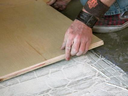 How to Lay Tile Using Secure Technology Paving on the Wooden Floor by Sumit Jain | konnectionuser | Scoop.it
