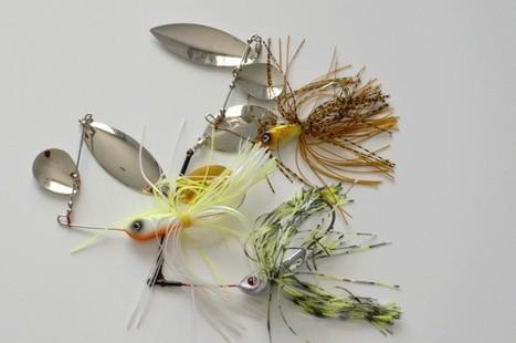 Le spinnerbait, technique de pêche et conseil ! | La pêche | Scoop.it