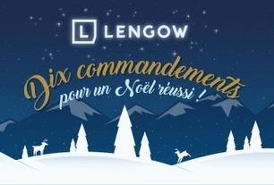 Infographie : Réussir ses fêtes de fin d'année en 10 commandements ! - Blog Lengow | Tailored Telling for Retail | Scoop.it