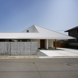 House in Sanbonmatsu by Hironaka Ogawa | Idées d'Architecture | Scoop.it
