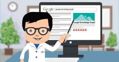 Qu'est-ce que le knowledge graph et comment l'exploiter en SEO - Les dernières actualités du Search Marketing   Référencement, SEO, SEA   Scoop.it