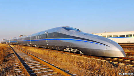 Less express: China's Railways | green streets | Scoop.it