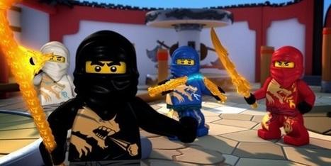 NinjaGo: Masters of Spinjitzu Returns to Cartoon Network This Month | Cartoons for Kids | Scoop.it