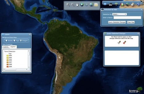 Terra-i: the most precise real-time deforestation tracker yet | Amazonas, agora! | Scoop.it