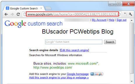 Como crear mi propio Buscador de Google personalizado ... | Yourprint | Scoop.it