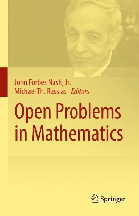 Τζον Νας - Μιχαήλ Ρασσιάς: Δυο υπέροχα μαθηματικά μυαλά | Education Greece | Scoop.it