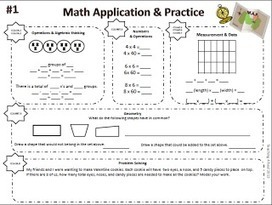 Teaching 4 Real: Common Core Math FREEBIE | Teaching 6th Grade Common Core Math | Scoop.it