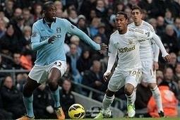 Prediksi Swansea vs Manchester City 1 Januari 2014 | Steven Chow Group | Scoop.it